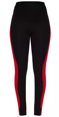 leggings with red